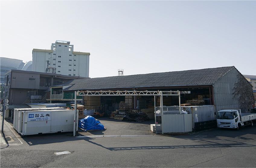 神戸本社倉庫